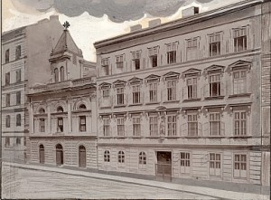 Fassade Kalsantinerkirche